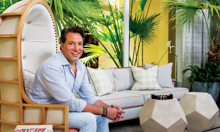 at home style with Thom Filicia