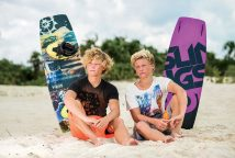 Raised in Turks & Caicos, Sean and Liam Karam spent the past year traveling with the World Class Kiteboarding Academy headquartered in Hood River, Oregon.