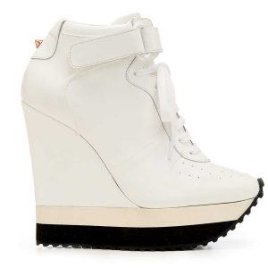 Team wedge sneaker by Ruthie Davis, $595