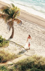 Shore Club is located along a stretch of paradisical Long Bay Beach.