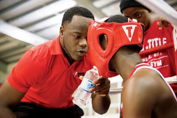 jimkelly joseph: boxing mentor