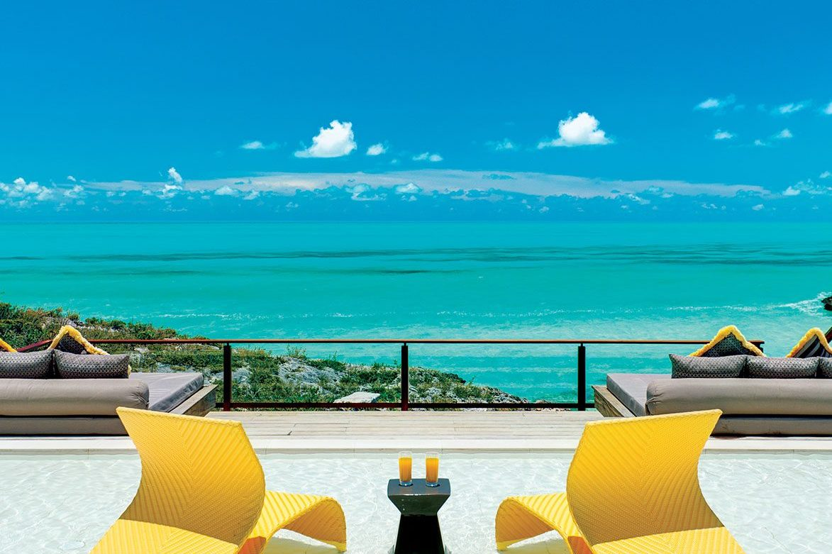 Turtle Tail Estate is located on the island of Providenciales.