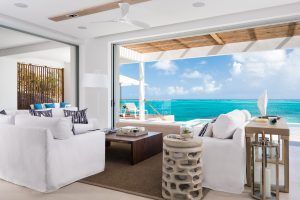 Beach Enclave Living Area
