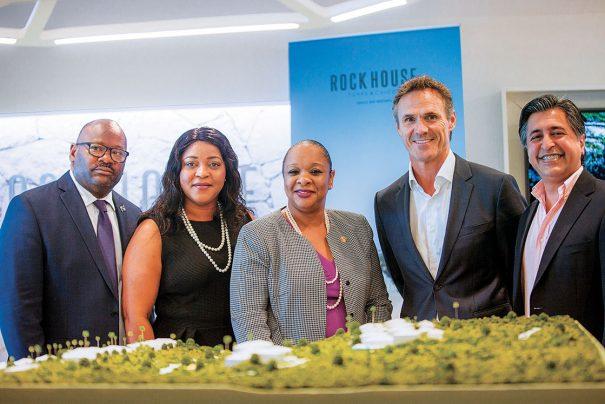 rock house resort celebrates milestone