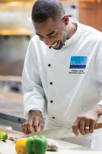 Chef Damion Carter